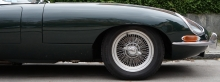 Jaguar E Type Wallpaper 3840X1440