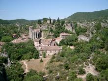 Dorf in Frankreich