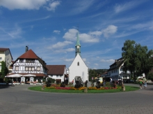 Uhldingen-Mühlhofen am Bodensee